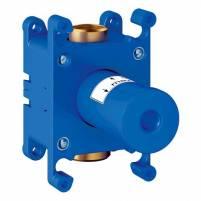 Grohe Grohtherm F Einbaubox für 1-fach Unterputz Ventil Fertigmontageset 27623 35028000