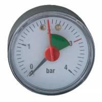 SYR Manometer für FüllCombi 6828 G 1/4, 0-4bar - 682800902