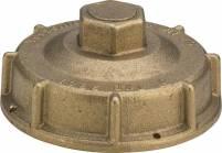 Viega Verschlusskappe G2361 in G2 Messing - 526498