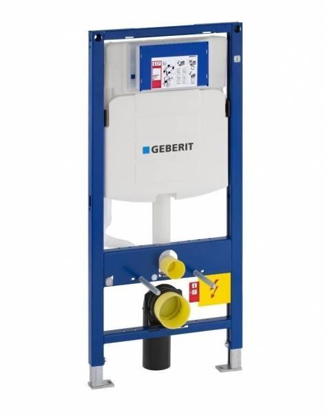 Starter-Set: Geberit DuoFix UP320 Vorwandelement + Betätigungsplatte Sigma20 + Schallschutzset - 707