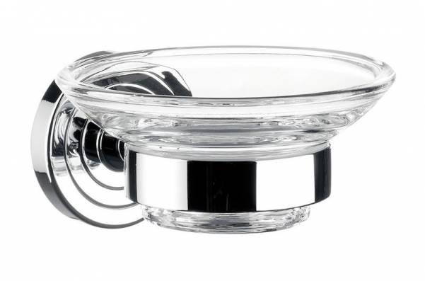 Emco polo Seifenhalter Kristallglas klar chrom - 073000100