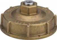 Viega Überströmkappe G2360 in G2 Messing - 526481